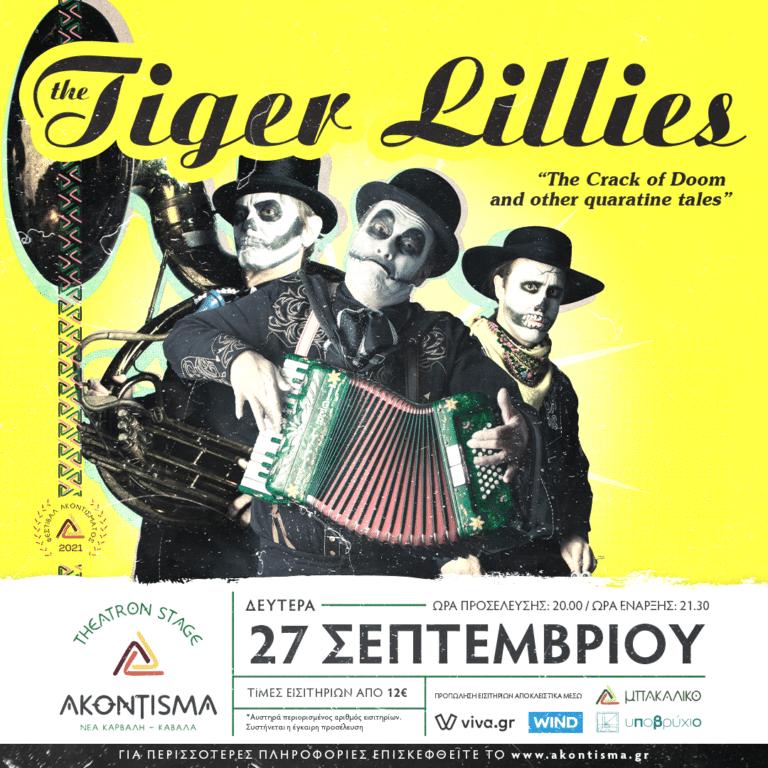 Tiger Lillies POST